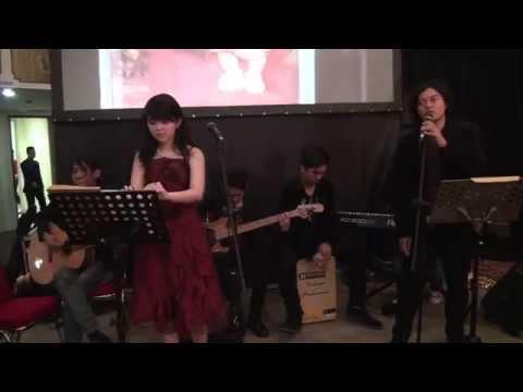 Ari Lasso Cinta Terakhir - Talenta Kustik (Covering) Live