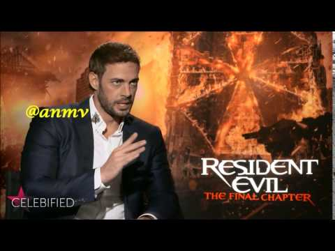 ResidentEvilTheFinalChapter Official Trailer & William Levy Interview
