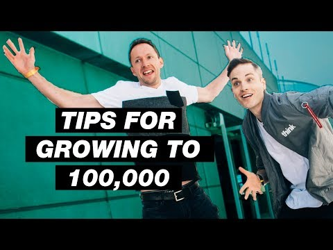 Pro Tips for Growing Your YouTube Channel to 100,000 Subscribers