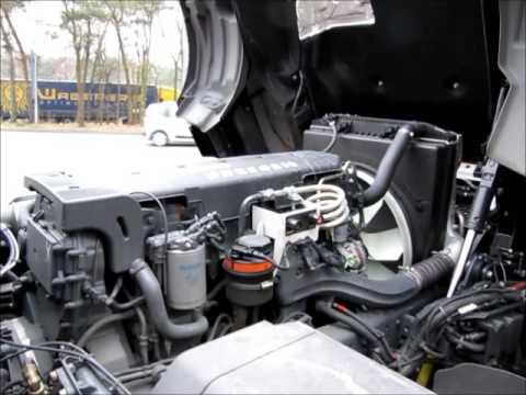 Iveco Stralis- Podnoszenie kabiny