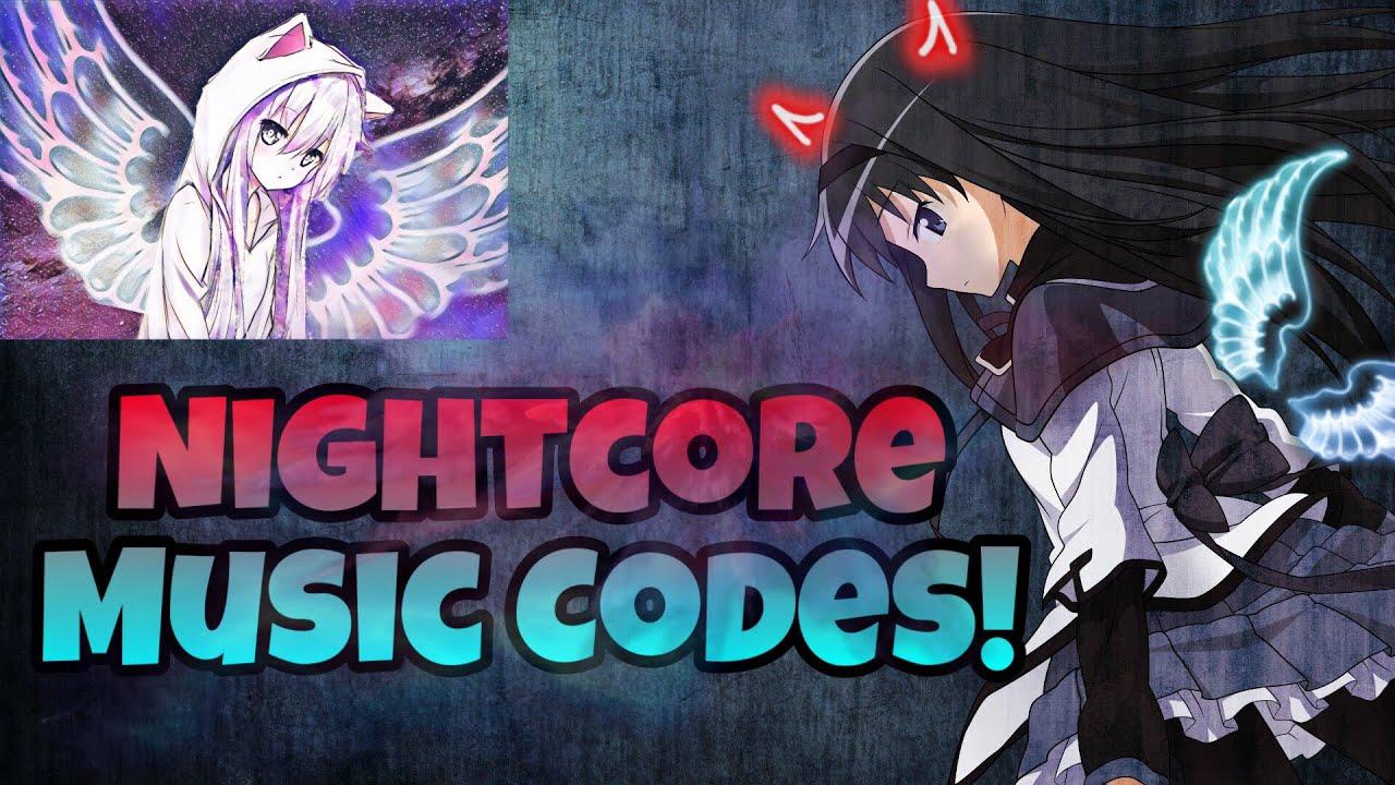 5 Most Popular Nightcore Music Codes Roblox Youtube