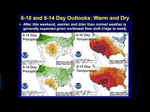 South Central Texas Spring 2017 Climate Outlook
