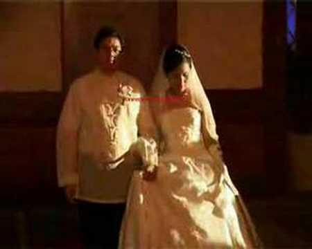 A Filipino Wedding Reception at Hong Kong Gold Coast Hotel