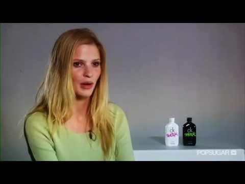 Super Model Lara Stone Shares Her Beauty Secrets With BellaSugar
