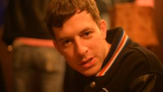 Trentino & Mark Ronson after Red Bull Thre3Style