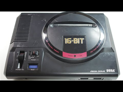 SEGA Genesis | Mega Drive | Getting Crystal Clear Audio And Video