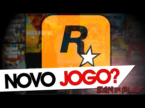 ROCKSTAR GAMES CONFIRMA QUE VAI ANUNCIAR NOVO JOGO!