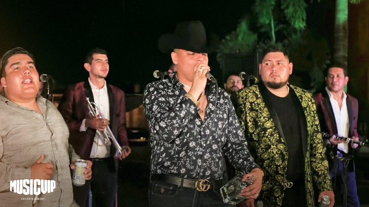 Grupo Firme  - Jesús Chairez - José Gómez -Pancho Villa  - (Official Video)