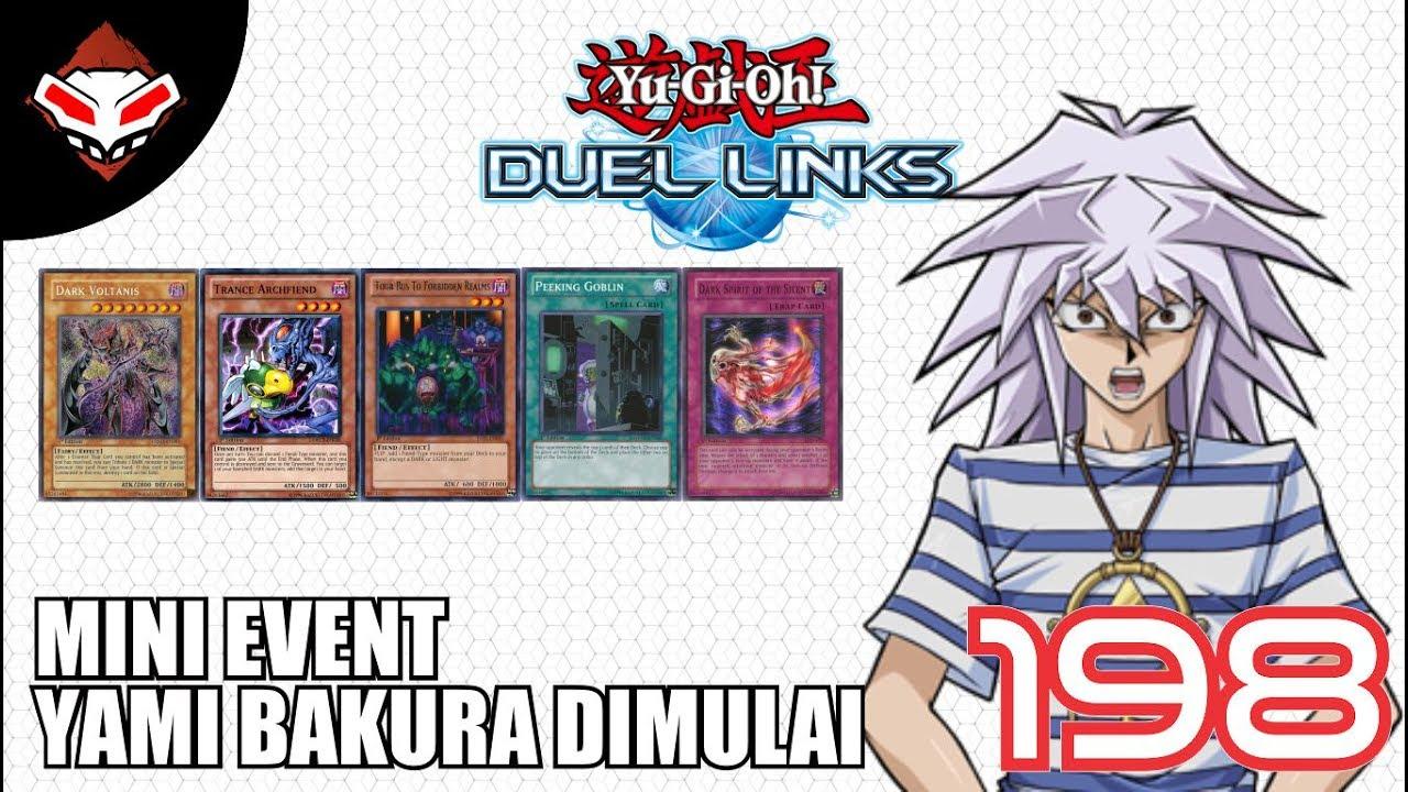 Yu-Gi-Oh! Duel Links - (198) Mini Event Yami Bakura Dimulai