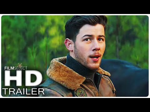 JUMANJI 3: THE NEXT LEVEL Final Trailer (2019)