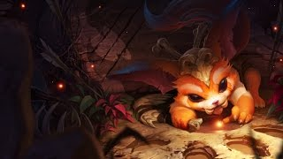 League of Legends - Jungle Gnar (pre-release)