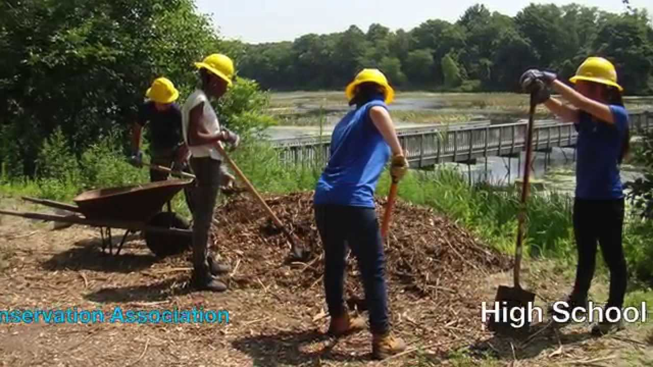 Video: Mary Nghe CDIP Intern | The Student Conservation