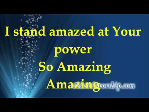 Amazing - Hezekiah Walker - Lyrics