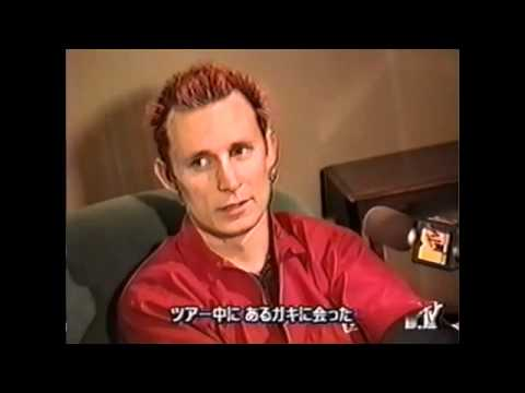 Green Day Interview On MTV Japan 1998