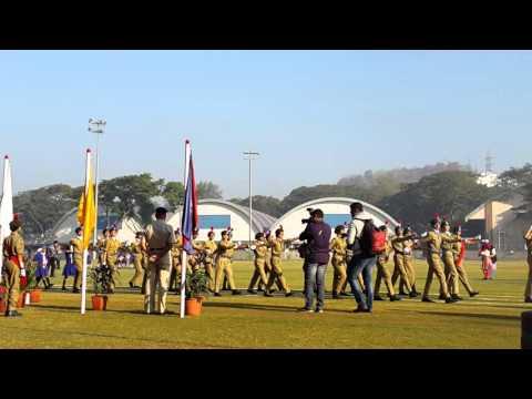 Republic Day Parade   IIT Bombay   26th Jan 2016