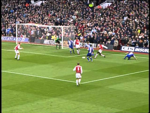 The Invincibles Arsenal 2003 04 Analysis 1 Squad And Formation Football Performance Analysis