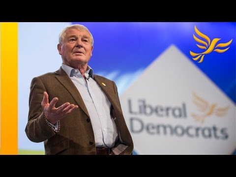 Liberal Democrat Conference Rally