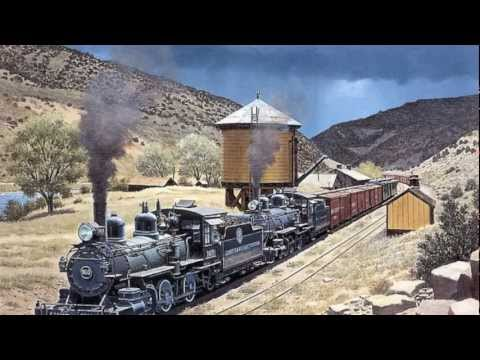 Kansas City Railroad Blues-Lonesome Whistle Railroad Classics