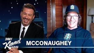 Matthew McConaughey Has CRAZY Life Stories