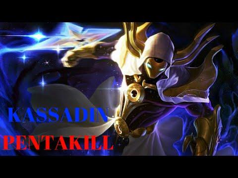 Kassadin Build Guide : Utility Kassadin [Patch 9 10] :: League of