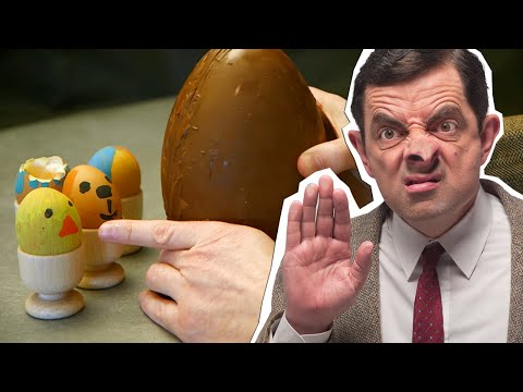Easter Eggs | Handy Bean | Mr Bean Official