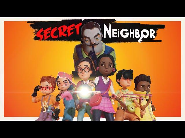 Secret Neighbor (видео)