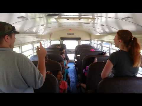 Great Bus Singing song