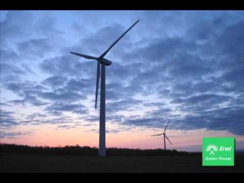 Enel Green Power North America-Wind Power Plants