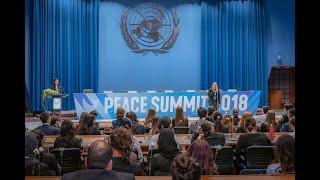 Peace Summit 2018