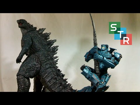 NECA Hong Kong Brawl Gipsy Danger Pacific Rim Series 4 Review