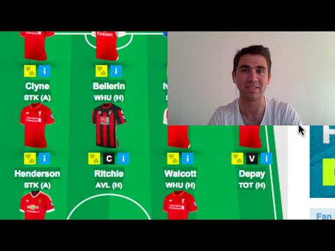 Fantasy Football Manager #5 ~ Question Time
