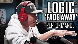 Logic - Fade Away 'In Studio Performance' w/ The Cruz Show