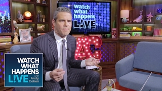 Andy Cohen's Reaction to Lady Gaga - G.U.Y. Music Video | WWHL