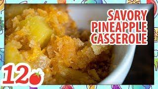 How to Make: Cheesy Ritz Pineapple Casserole