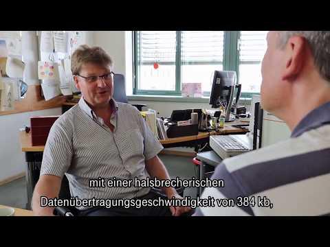 Social Media Post: 25 Jahre GSM im Telekom-Netz