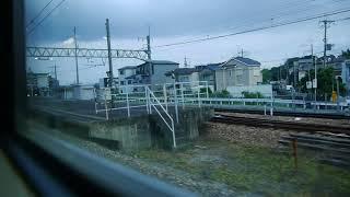 【JR宝塚線】223系 宝塚駅~大阪駅までの車窓(丹波路快速 大阪行き)