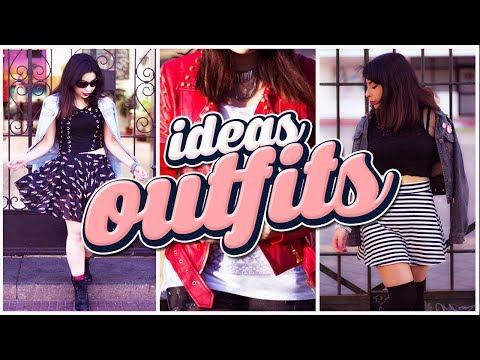 Moda y Estilo Ideas Outfits para Inspiració  Ashti Dulce