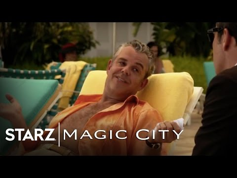 Magic City  Magic City Season   STARZ