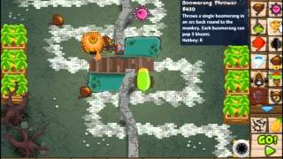 BTD5 CO-OP Haunted Swamp Hard NAPS Dual Comm Primatis