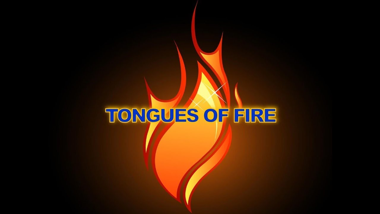 Tongues of Fire - Chuck Girard (with Lyrics) - YouTube