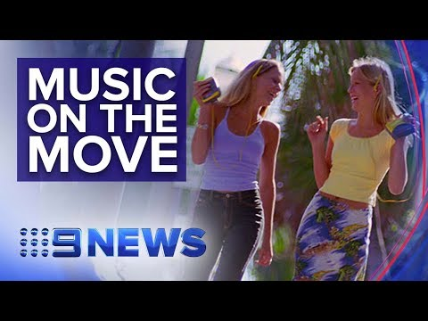 40 years since the Sony Walkman sparked a revolution in music   Nine News Australia