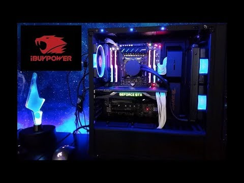 iBuyPower Element Gaming PC Review: Intel i7-7900X & Nvidia GTX 1080 Ti