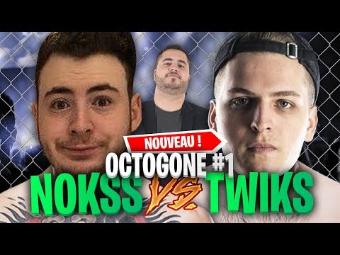 🥊 NOKSS vs TWIKS - OCTOGONE #1
