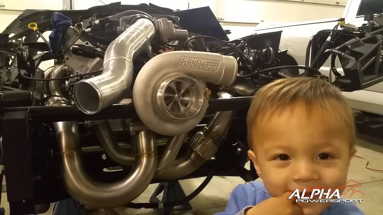 Alpha Powersport First Turbo V8 Polaris Slingshot Doovi