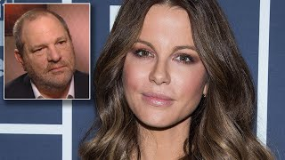 Kate Beckinsale Describes Creepy Harvey Weinstein Encounter When She Was 17