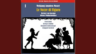 "The Marriage of Figaro: Act 1, ""Giovani liete, fiori spargete"""