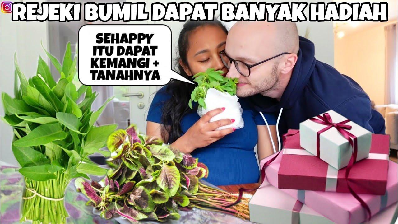 DAPAT KIRIMAN SAYUR INDONESIA DAN HADIAH BUAT BABY