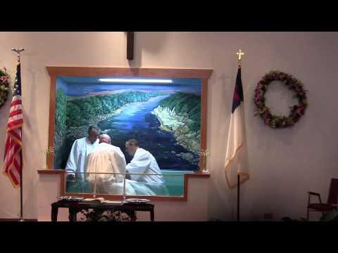 Sunday, August 10, 2014 – Part 1 (Baptisms)