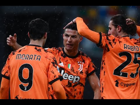 ملخص مباراة أودينيزي ويوفنتوس   أودينيزي 1 يوفنتوس 2   رونالدو يقود يوفنتوس لفوز ثمين على أودينيزي
