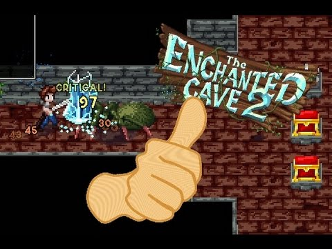 the enchanted cave game